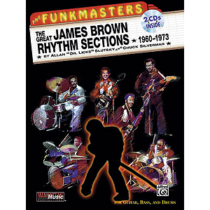 Funk Masters The Great James Brown Rhythm Section 1960-1973 BK/2 CD