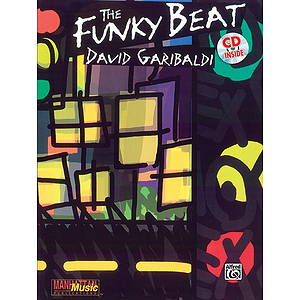 David Garibaldi - Funky Beat Play Along 2 CDs Included