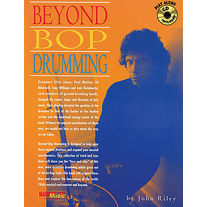 Beyond Bob Drumming Play Along CD Included