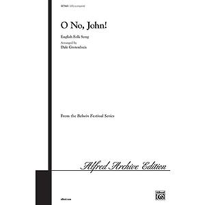 O No John