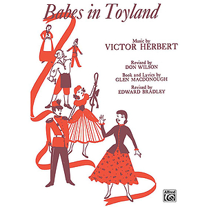 Babes In Toyland Vocal Score