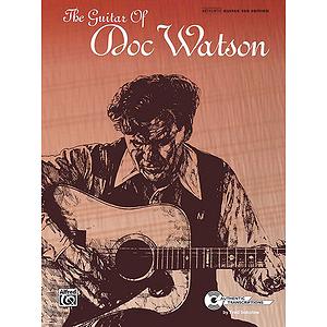 Doc Watson - Best Of Doc Watson For Guitar