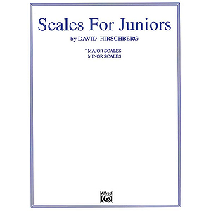 Scales For Juniors Part 1 Major