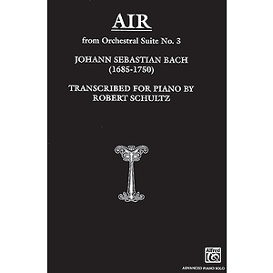 Air From Orchestral Suite No.3