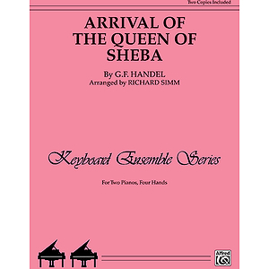 Arrival Of Queen Of Sheba