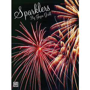 Sparklers Intermediate Duet For 1 Piano 4 Hands