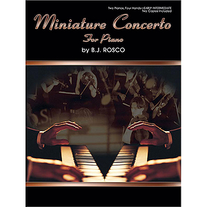 Miniature Concerto For Piano