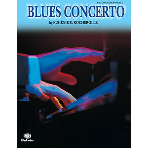 Blues Concerto In C By Eugenie Rocherolle