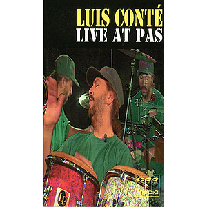 Luis Conte - Live At Pas 95 Video (VHS)