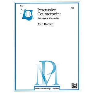 Percussion Counterpoint Percussion Ensemble