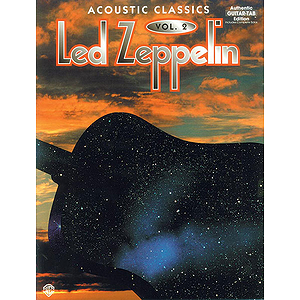 Led Zeppelin - Acoustic Classics, Vol. 2