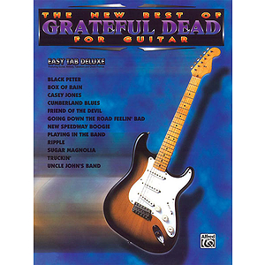 Grateful Dead - The New Best Of Grateful Dead For Guitar