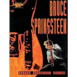 Bruce Springsteen - Guitar Anthology Series