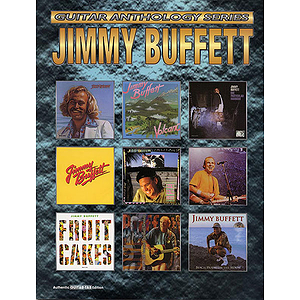 Jimmy Buffett - Guitar Anthology