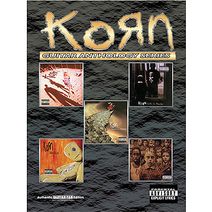 Korn - Guitar Anthology