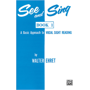 See And Sing Book I All Voices