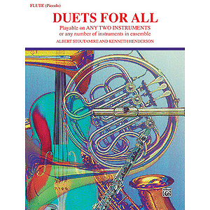 Duets For All (Flute. Piccolo)