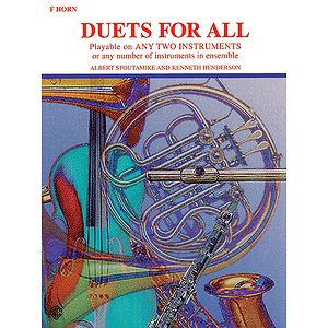 Duets For All (Horn In F)