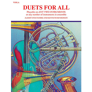 Duets For All (Viola