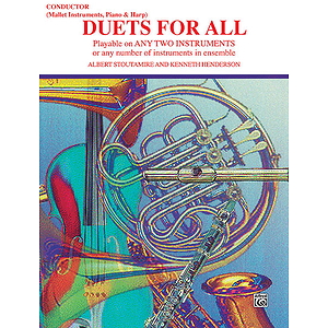 Duets For All (Piano/Conductor,Bells,Harp