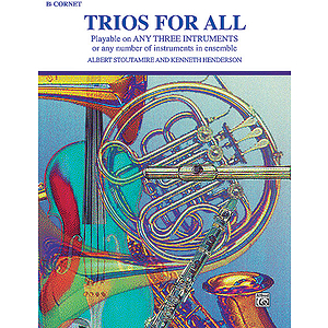Trios For All (B-Flat Cornet  Trumpet