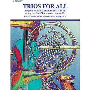 Trios For All (B-Flat Cornet  Trumpet