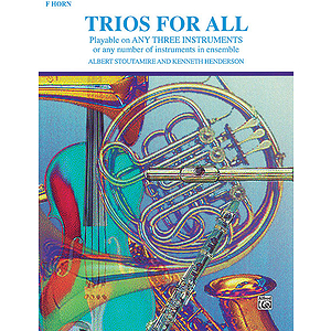 Trios For All (Horn In F)