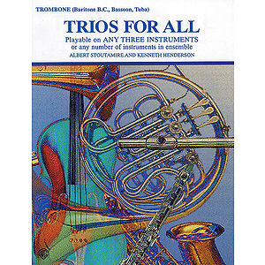 Trios For All (Bass Clef)