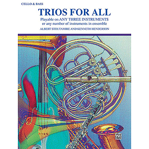 Trios For All (Cello Bass)