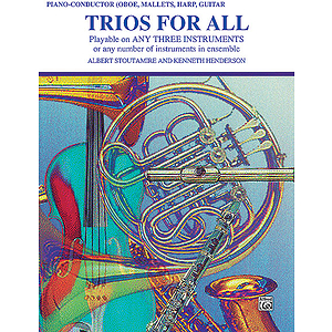 Trios Of All (Piano/Conductor Oboe Bells)