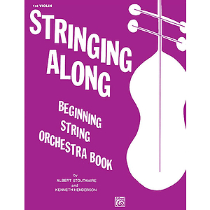 Stringing Along Level I 1st Violin