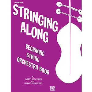 Stringing Along Level I 1st Violin