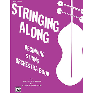 Stringing Along Level I 2nd Violin