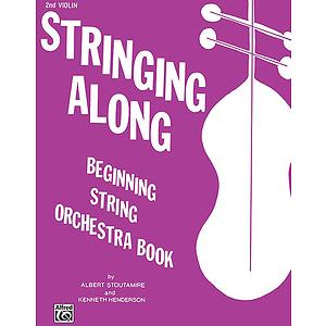 Stringing Along Level I 2nd Violin
