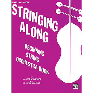 Stringing Along Level I Piano/Conductor
