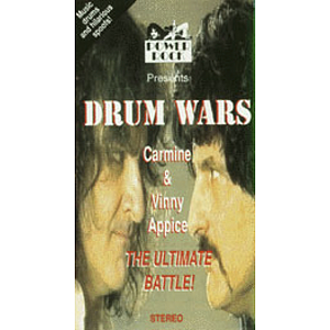Drum Wars: The Ultimate Battle! (VHS)