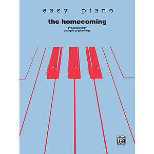 The Homecoming  Easy Piano Solo