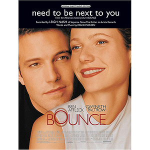 Need To Be Next To You From Bounce