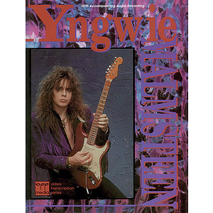 Yngwie Malmsteen CD Included