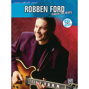 Robben Ford - Playin The Blues CD Included