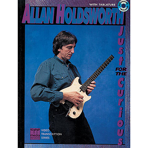 Allan Holdsworth - Just For The Curious CD Included