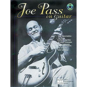 Joe Pass - On Guitar CD Included