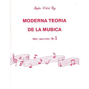 Moderna Teoria De La Musica Libro 1
