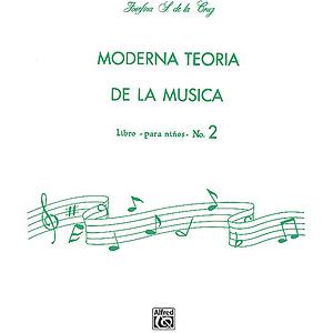 Moderna Teoria De La Musica Libro 2