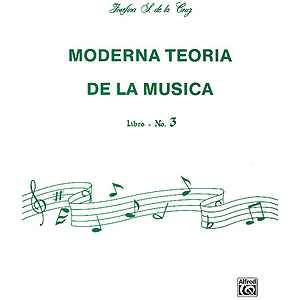 Moderna Teoria De La Musica Libro 3