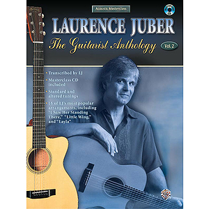 Laurence Juber The Gtrist V2 CD