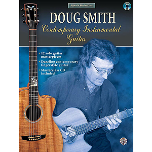 Doug Smith Contemeporary Instrumental Guitar Book And CD