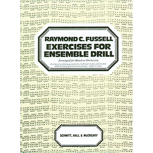 Exercises For Ensemble Drill Main Book