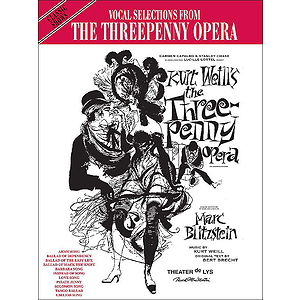 Three Penny Opera Vocal Selections
