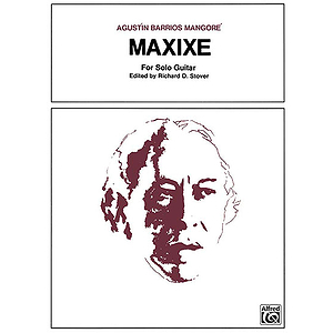 Maxixe For Solo Guitar